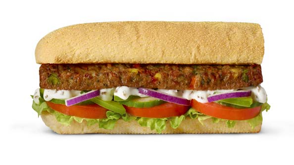 New Vegan Patty 187 Subway Burton Order Online